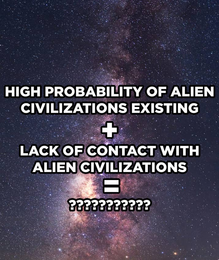 Fermis Paradox Solutions That Will Make You Have An - 20 things that will make you question your entire existence