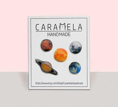 Get them from Caramela Handmade on Etsy for $16.69