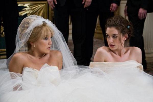 Esa vez que adivinaron que una boda es capaz de arruinar una amistad de toda la vida.