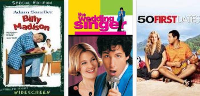Ok, Which Adam Sandler Movie Is Legit The Best?