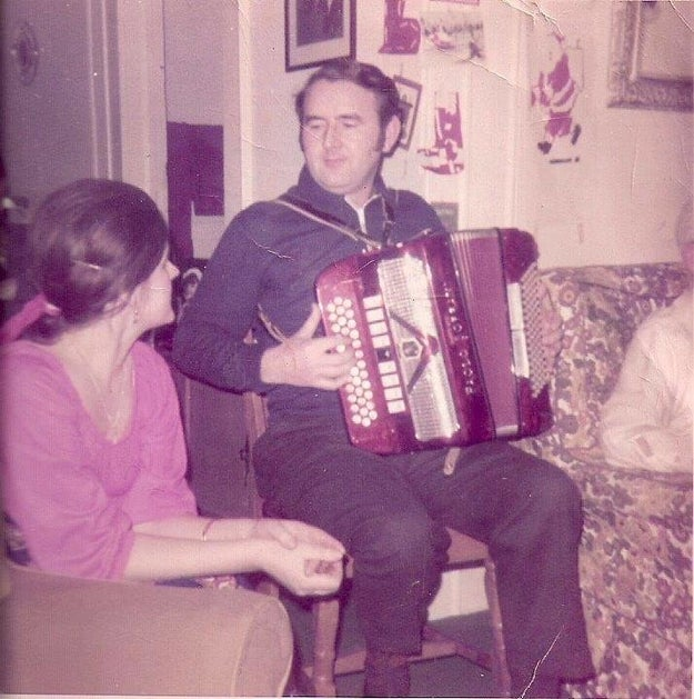 You appreciate Irish music — both the sad songs and the drinking ones.