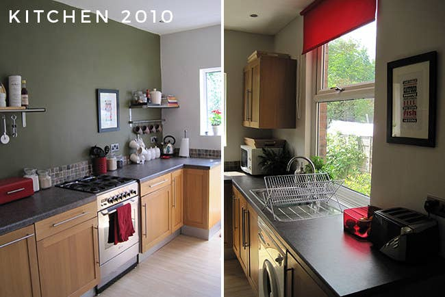 19 kitchen makeover before and afters that will make your jaw drop