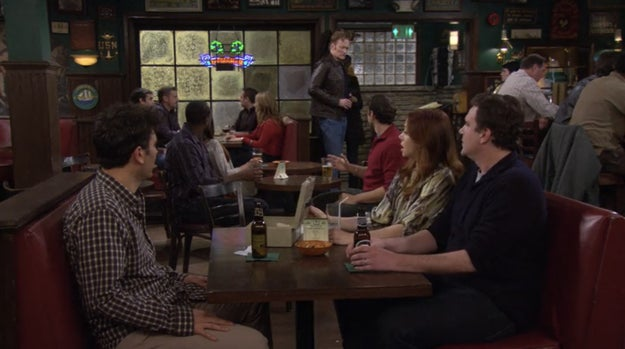 Conan O'Brien was once an extra at MacLaren's Pub and didn't have a single line.