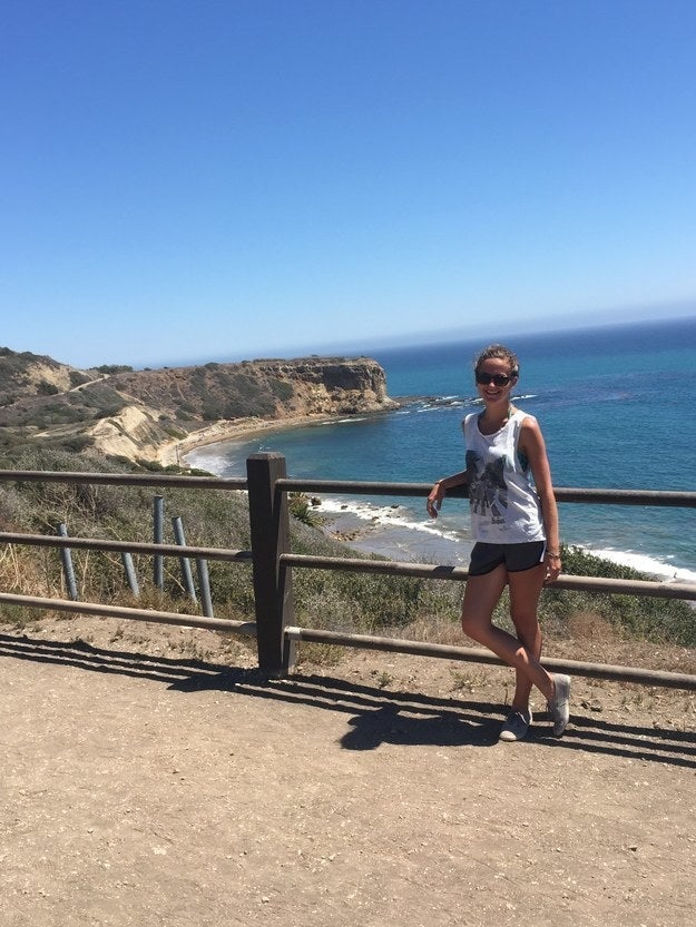 'If you're not ready to go international, check out coastal LA! From Venice to Palos Verdes, there's a variety of places to explore. Save on costs by staying in hostels or using Airbnb, and biking everywhere!'—ginam41b32b8e5