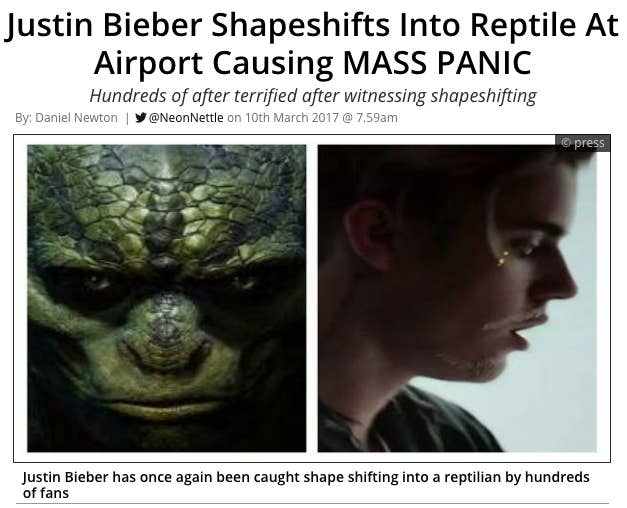 Everything You Need To Know About The Conspiracy That Justin Bieber