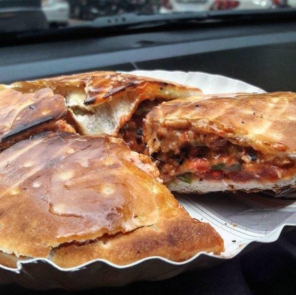Ulta pizza at Kemp's Corner.