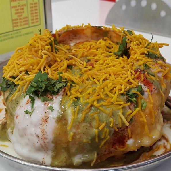 Raj puri at Tiwari's, Juhu.