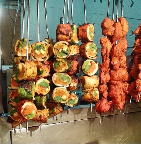 Shikari chicken at Jogeshwari.