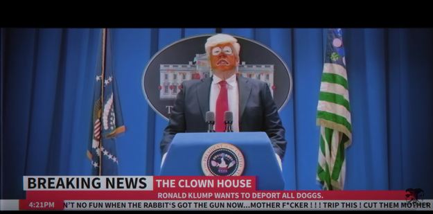 The clip has caused some controversy, with many saying Snoop Dogg should be more respectful of the office of president.