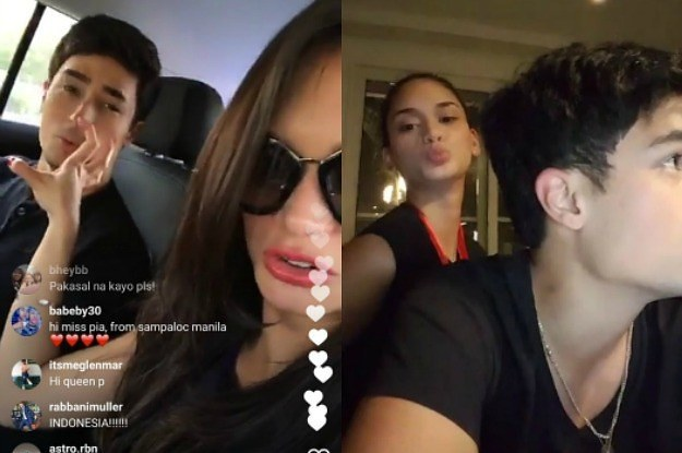 20 Photos That Prove Pia Wurtzbach Is Just Like You When In A