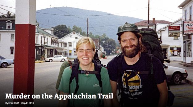 """""""Murder on the Appalachian Trail"""" – Outside"""