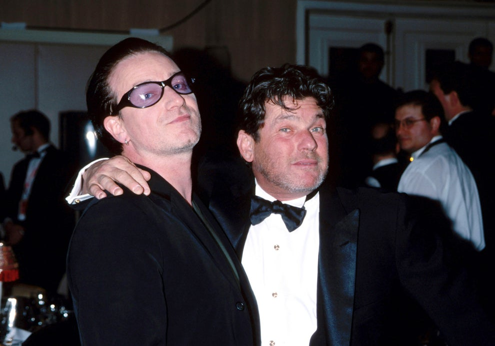 Bono, Jann's friend, sometimes would walk around the halls, along with lots of celebrities and FOJs (friends of Jann's).