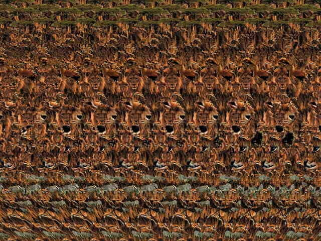 """Only '90s Kids Will Be Able To Solve This Entire """"Magic Eye""""-Style Mega Quiz"""