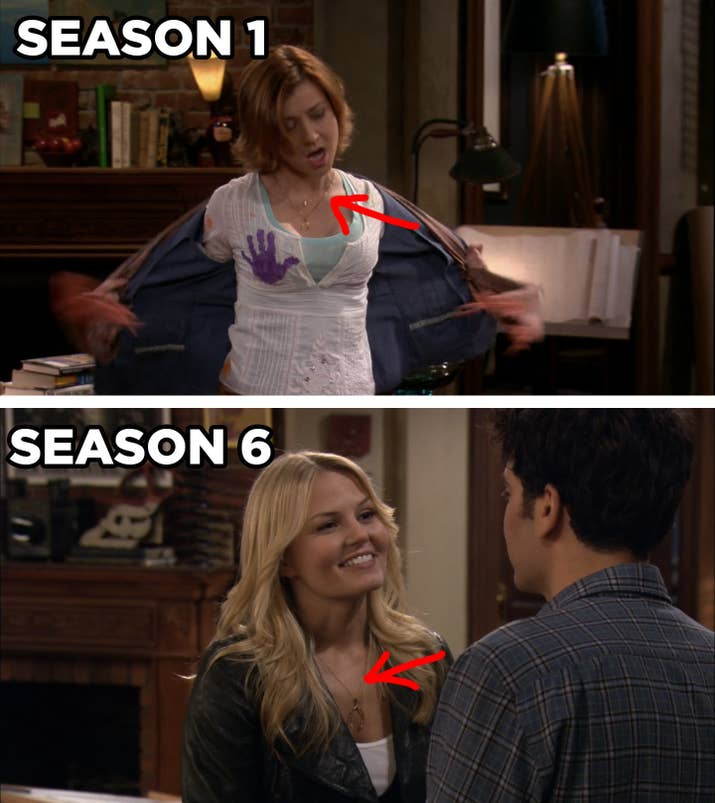 Tiny Little Things You Never Noticed In How I Met Your Mother - 14 hidden things movies youve never noticed
