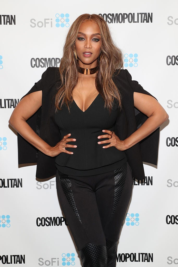 """The announcement was made in a press release from VH1. """"Tyra has always been the heart and soul of the franchise and her absence was deeply felt by ourfiercely loyal fans who missed their Queen of the Smize,"""" said Ken Mok, who has served as executive producer on the show since its inception."""
