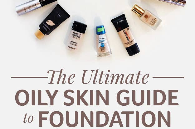 Here's A Bunch Of Life-Changing Foundations Every Makeup