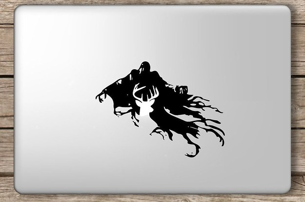 Ways To Make Your MacBook Your Own - Make your own decal