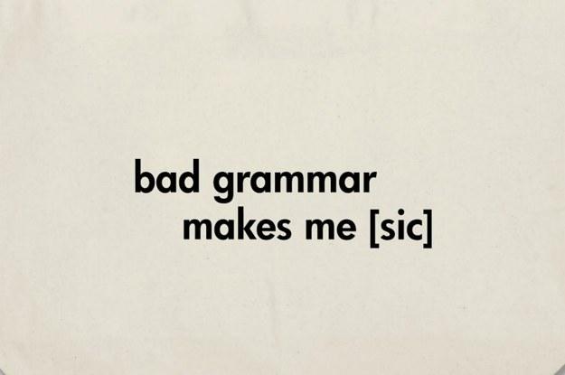 Gifts Only Grammar Nerds Will Appreciate - 19 jokes only grammar nerds will understand