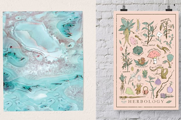 27 Inexpensive Posters You'll Actually Want To Hang On Your Wall