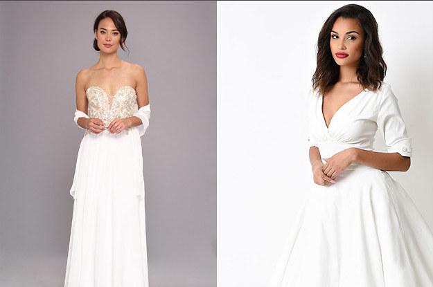 b8e42d00173 27 Wedding Dresses You Didn t Know You Could Get At Zappos