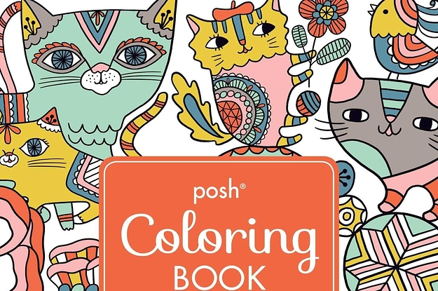 27 Awesome Coloring Books Youll Want To Start Using ASAP