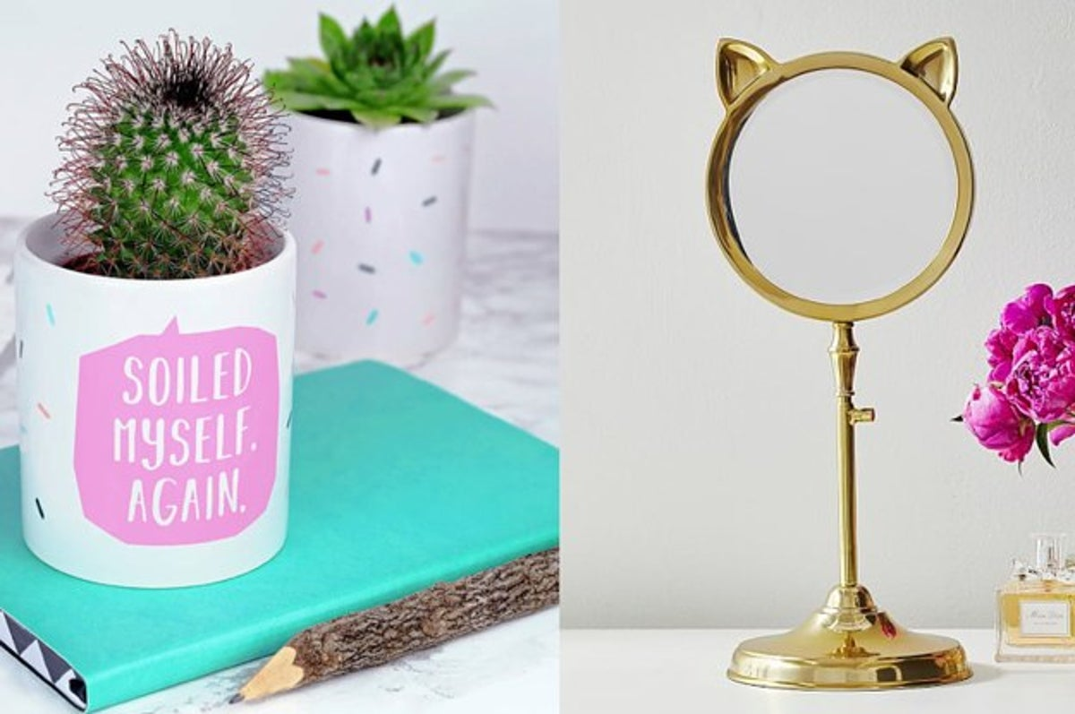 32 Products To Help You Have The Cutest Bedroom On Earth