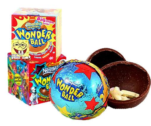 Wonder Balls: