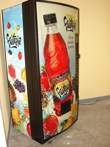 Fruit paradise was lost in 2003.
