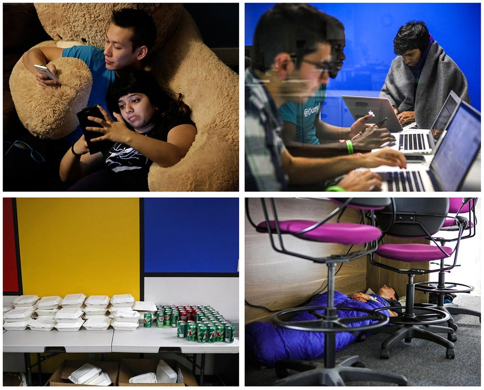 """San Francisco's Start-up Culture"" — Reuters"