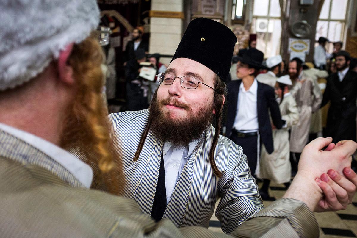 коренные евреи фото связи