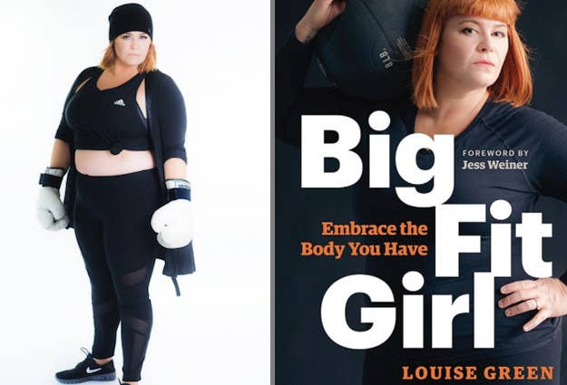 """Green tells BuzzFeed Health that because mainstream fitness culture hasn't embraced body diversity, many plus-size women are intimidated to join gyms or start exercising, and are therefore denied the opportunity to improve their health. """"This demographic has been left out of the conversation by way of being invisible in fitness media,"""" Green says. That's why she wrote Big Fit Girl, which is basically a kickass fitness manifesto with practical advice for getting started, along with inspirational stories from Green and other plus-size athletes. BuzzFeed Health asked Green what she wants plus-size women to know about working out:"""