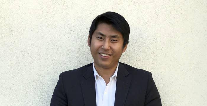 Freenome CEO and cofounder Gabriel Otte.