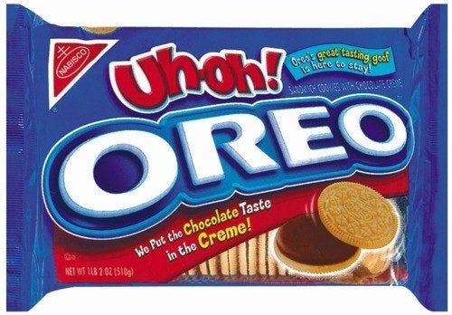 They were rebranded as 'Golden Oreos' in the mid-2000s, which is good, because Oreos are never a mistake.