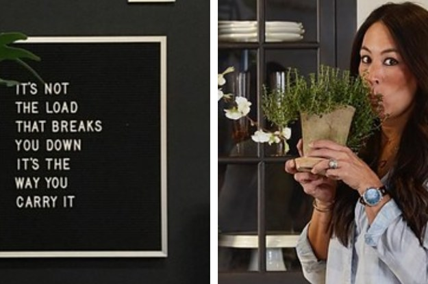 15 Brilliant Home Decor Tips We Learned From Joanna Gaines