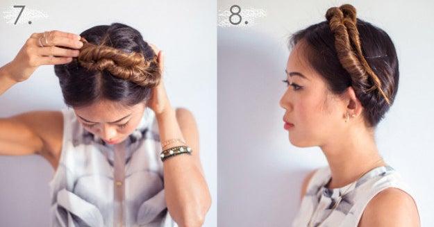 15 Coiffures Pour Filles Paresseuses Hair - Hair Beauty