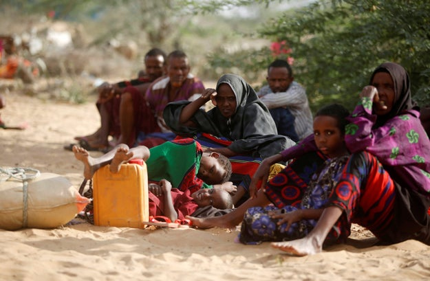Last week the UN said that 6.2 million people are in need of humanitarian assistance in Somalia – almost half of the country's total population.