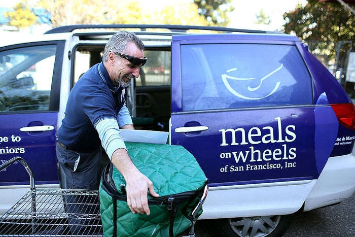 Meals on Wheels San Francisco