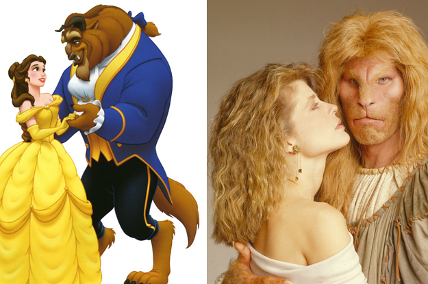 12 pre disney images of beauty and the beast that will make you