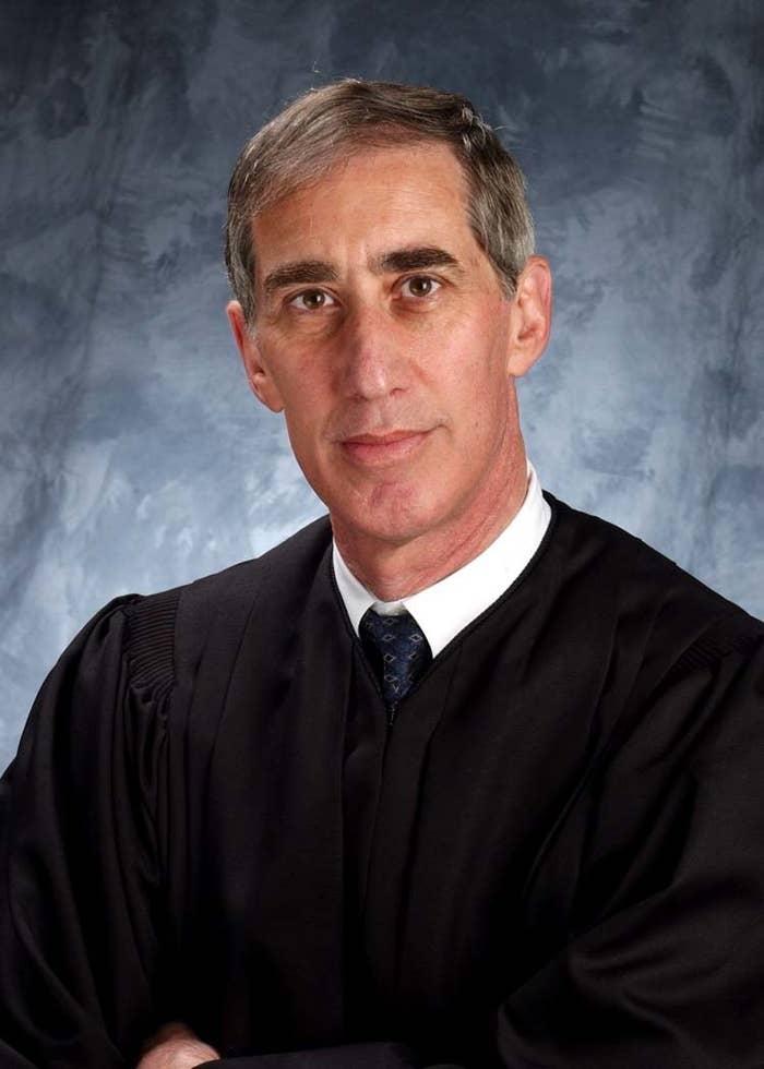 Judge Harris Hartz