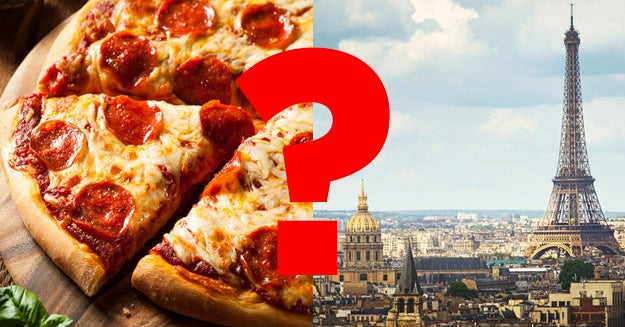 This food test will determine if you belong in france or - Quiz cuisine francaise ...