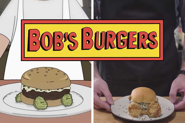 You Need To See This Guy Recreate Your Favourite Food From Tv And Movies