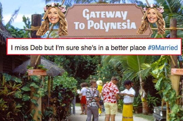 "22 Of The Best Tweets About This Season Of ""Married At First Sight"""