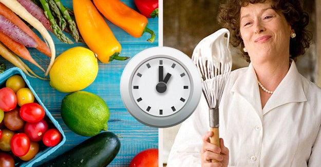 Can You Pass This Challenging Timed Food Quiz?