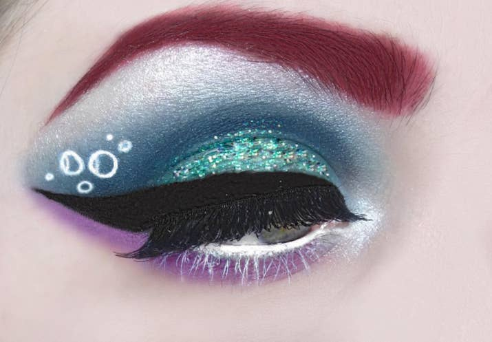 1 Did You Wake Up This Morning Wanting To Look Like Ursula From The Little Mermaid