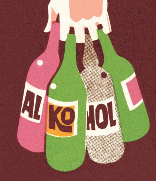 Beber menos.