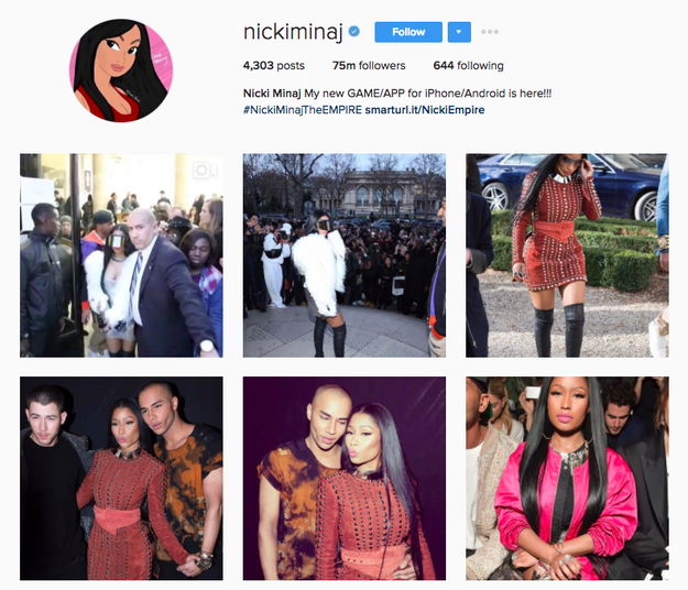 Ever since, the world has been waiting with bated breath for Minaj to respond with a follow-up diss track, as is custom in any respectable rap beef. But she's just been posting lifestyle photos and tweeting stats, instead.