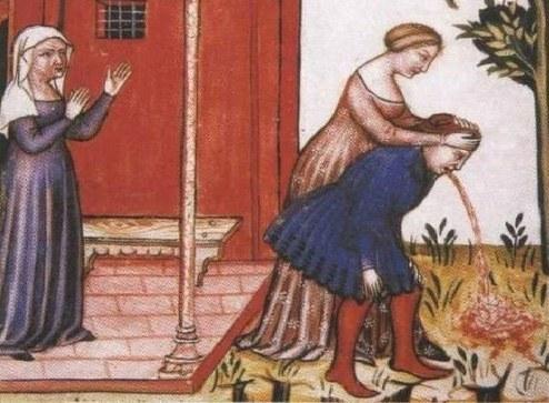 Mittelalter dating etikette christian