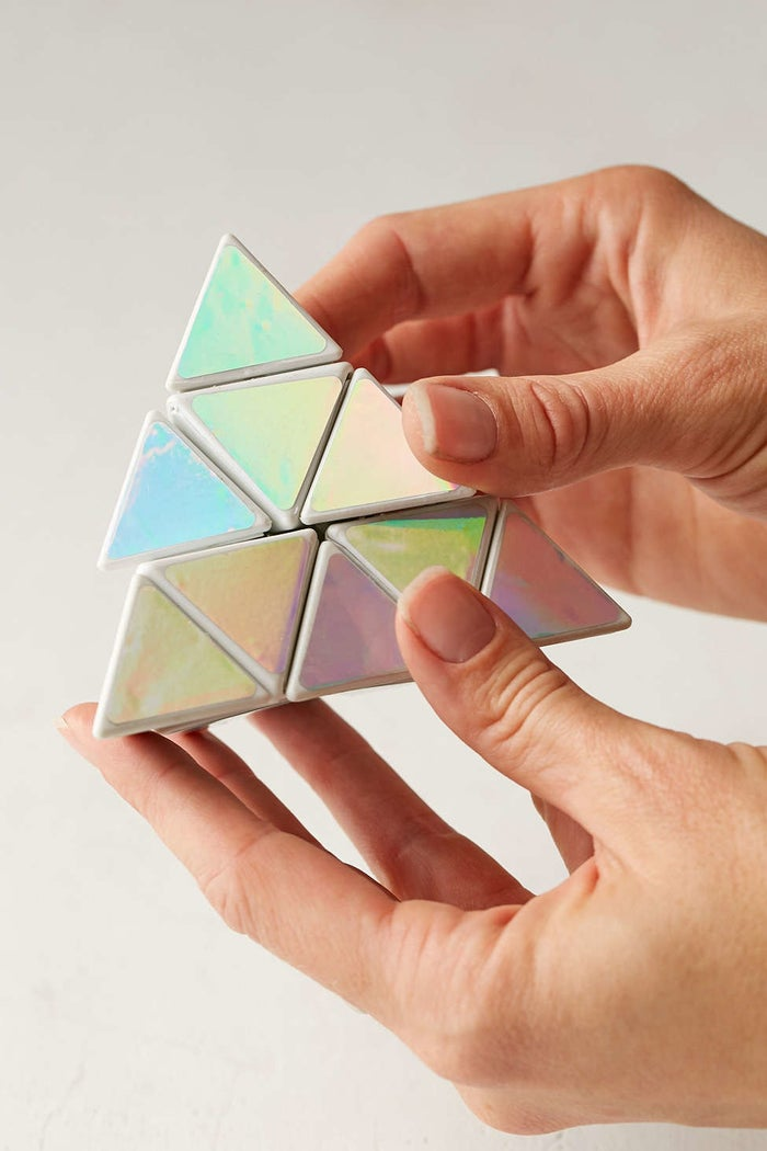 Think Rubik's Cube, but so much better.Get it from Urban Outfitters for $10.