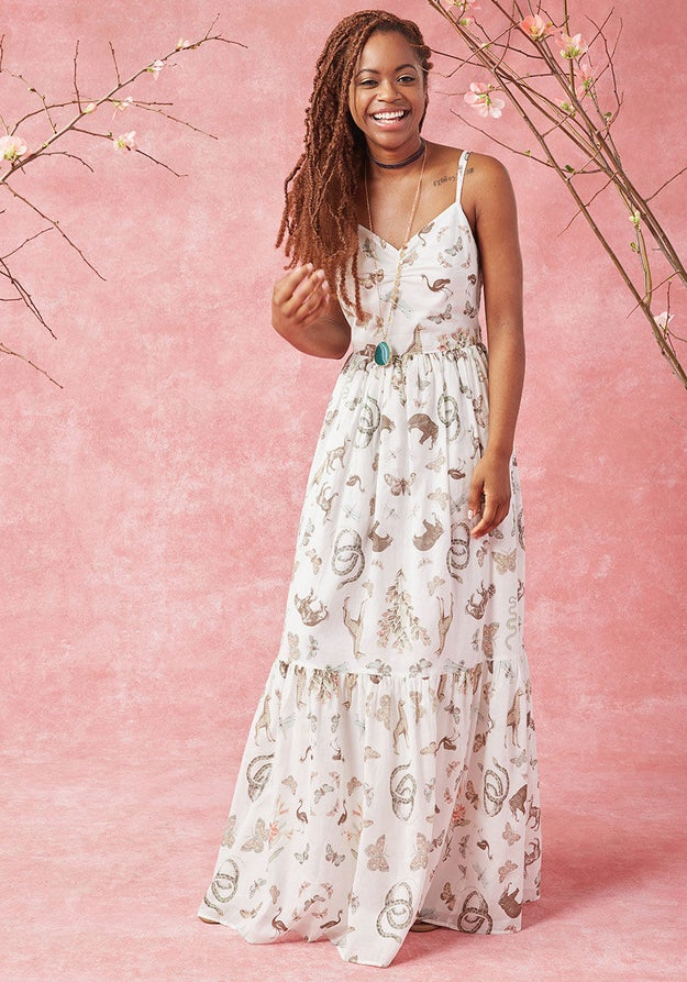 Save $47 on this maxi dress.