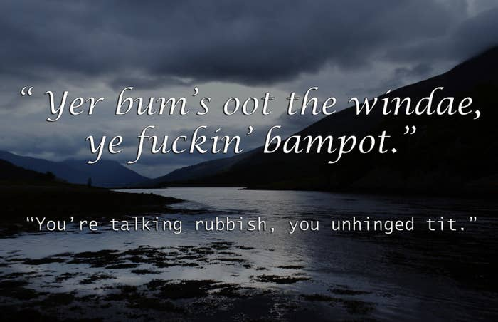 really hurtful insults
